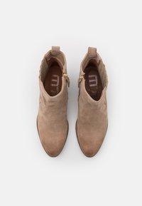 MJUS - DALLAS DALLY - Cowboy/biker ankle boot - opale - 5