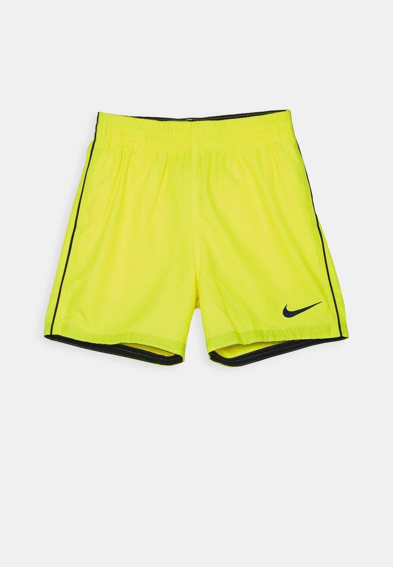 Nike Performance - VOLLEY - Swimming shorts - lemon