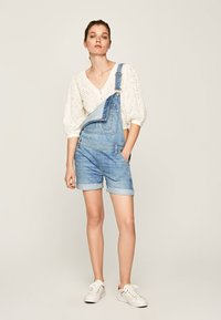 Pepe Jeans - CLAUDIE - Camicetta - off-white - 1