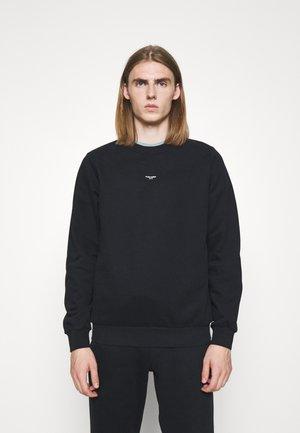 OSLO CREW - Sweatshirt - black