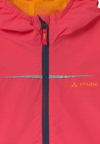 Vaude - TURACO UNISEX - Outdoorová bunda - bright pink - 2