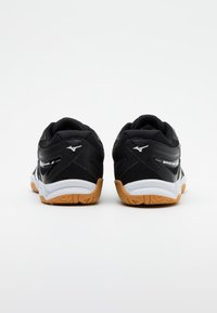 Mizuno - WAVE MEDAL 6 - Sportovní boty - black/white - 2