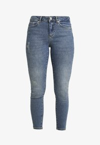 Vero Moda Petite - VMTERESA - Jeans Skinny Fit - medium blue denim