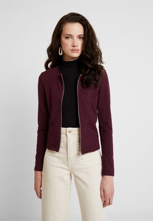 VMKAMMA CARDIGAN - Strickjacke - port royale