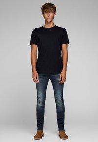 Jack & Jones - LIAM  - Jeans Skinny Fit - blue denim - 1