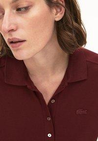 Lacoste - Polo shirt - bordeaux - 2