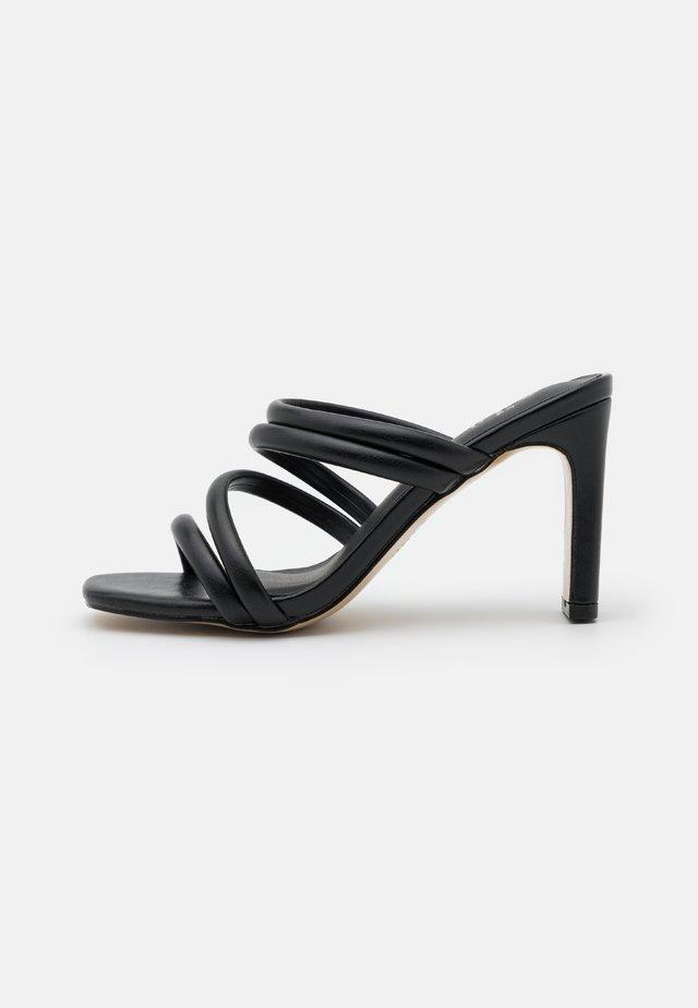 CHERIE - Sandaler - black
