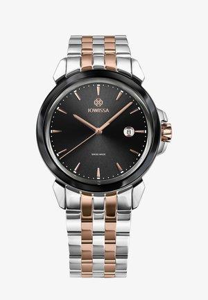 Watch - rosa schwarz
