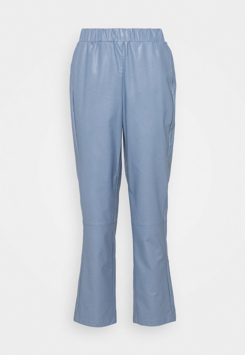 EDITED - HARLOW PANTS - Trousers - blau