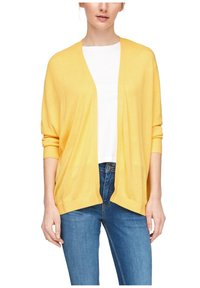 QS by s.Oliver - Cardigan - yellow melange - 5