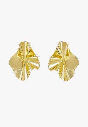 EARRINGS - Øreringe - gold-coloured
