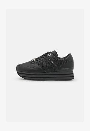 FLATFORM  - Sneakers laag - black