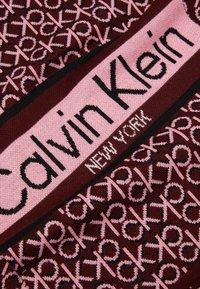 Calvin Klein - SCARF - Scarf - purple - 2