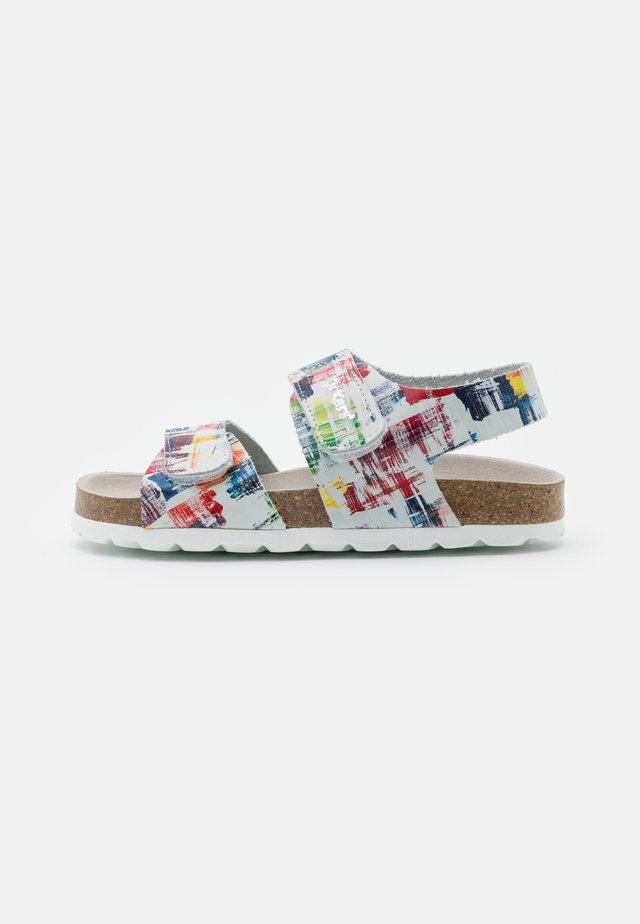 SUMMERKRO - Sandalias - multicolor