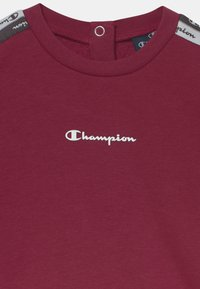 Champion - CREWNECK SUIT SET UNISEX - Tracksuit - dark red - 3