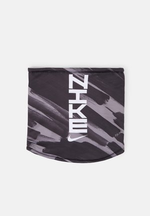 NECKWARMER REVERSIBLE UNISEX - Hals- og hodeplagg - particle grey/black/white