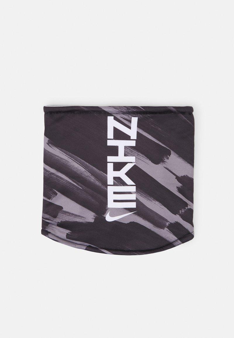 Nike Performance - NECKWARMER REVERSIBLE UNISEX - Hals- og hodeplagg - particle grey/black/white
