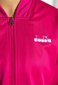 Diadora - CHROMIA  - Verryttelypuku - beetroot pink - 7