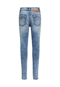 WE Fashion - SUPERSKINNY - Jeggings - blue - 1