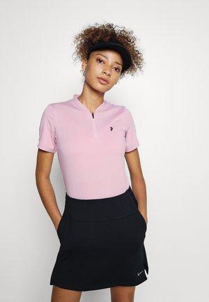 TURF ZIP - Basic T-shirt - statice lilac