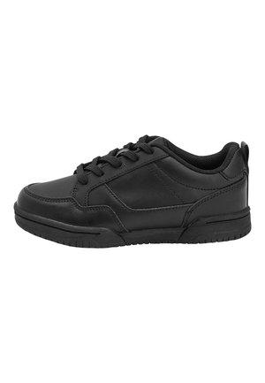 BLACK LACE-UP SHOES (OLDER) - Casual lace-ups - black