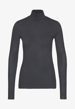MALENAA - Long sleeved top - acid black