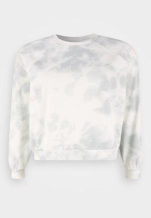VINTAG RAGLAN CREW - Sweatshirt - blown up/plein air