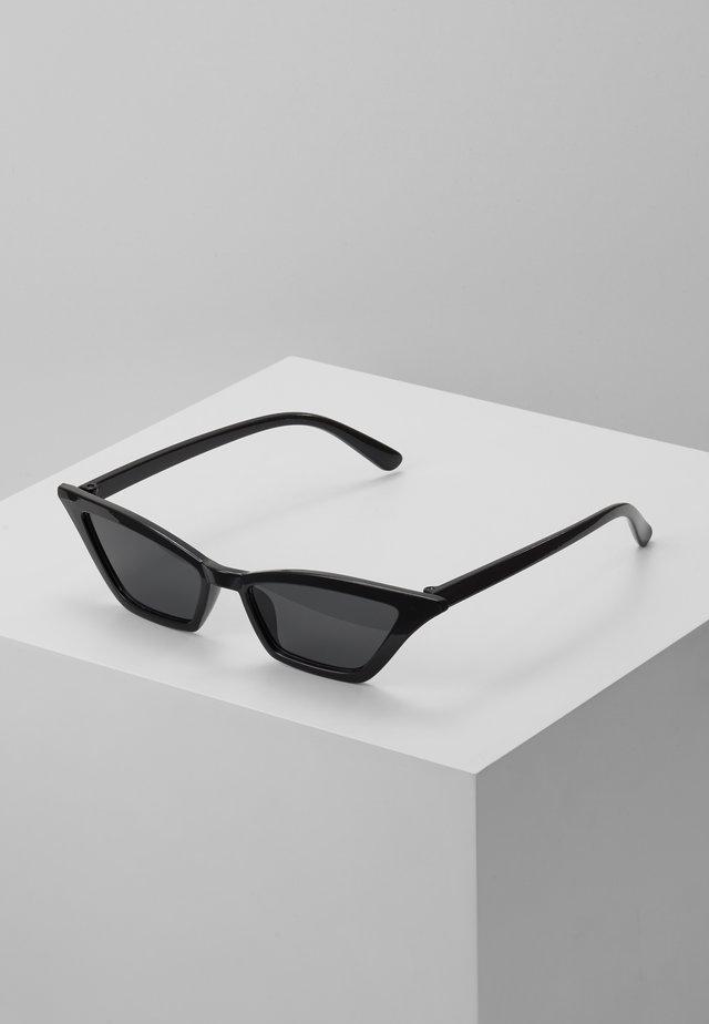 SUNGLASSES - Sluneční brýle - black