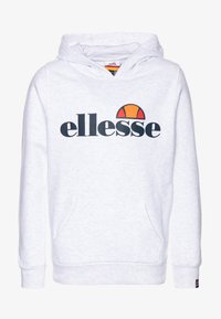 Ellesse - ISOBEL - Hættetrøjer - white marl - 0