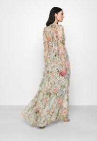 Needle & Thread - ROSE GARDEN V NECK GOWN - Maxi dress - multi - 2