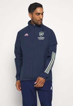 ARSENAL FC SPORTS FOOTBALL JACKET - Club wear - blue
