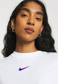 Nike Sportswear - DRESS - Jersey dress - white - 3