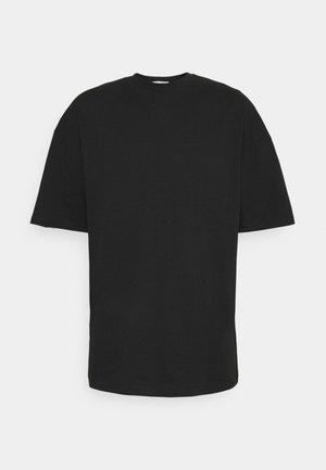 PUFFER FISH UNISEX - T-shirt med print - black