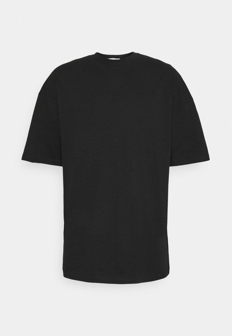 9N1M SENSE - PUFFER FISH UNISEX - Print T-shirt - black