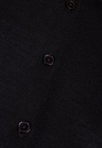 Filippa K - SHORT CARDIGAN - Cardigan - black - 4