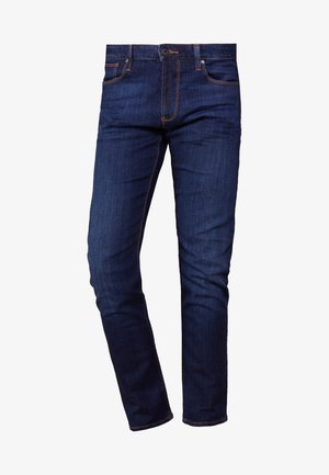 Jeansy Slim Fit - denim blu