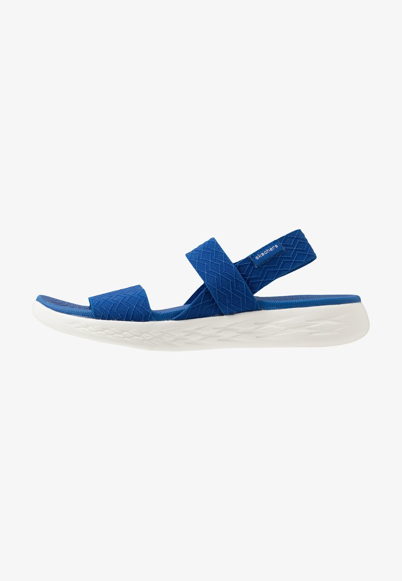 Skechers Performance - ON-THE-GO 600 - Sandalias de senderismo - blue