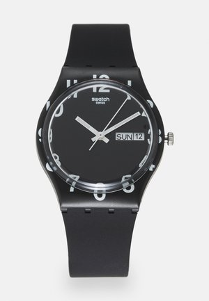 OVER  - Watch - black