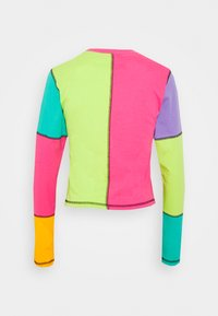 The Ragged Priest - COLOURBLOCK LONGSLEEVE RINGER TOP - Long sleeved top - multi - 1