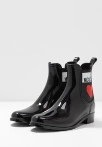 Love Moschino - Wellies - nero - 4