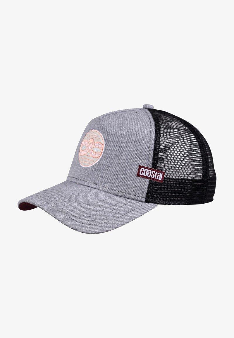 Coastal - Cap - grey