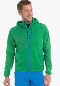 Schöffel - KOSAI  - Soft shell jacket - evergreen - 0