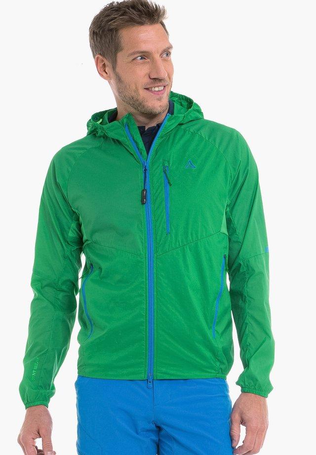 KOSAI  - Soft shell jacket - evergreen