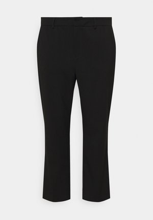 META PANTS - Trousers - black deep