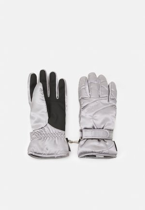 KADDY LADY GLOVE - Gloves - metallic silver