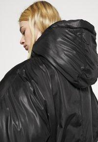 Weekday - MARTINE PUFFER - Winter coat - black - 3