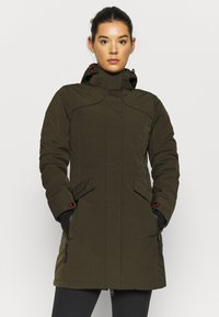 Killtec - GRINDAVIK - Winter coat - dunkeloliv - 0