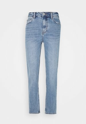 ONLESTHER LIFE - Džíny Straight Fit - medium blue denim