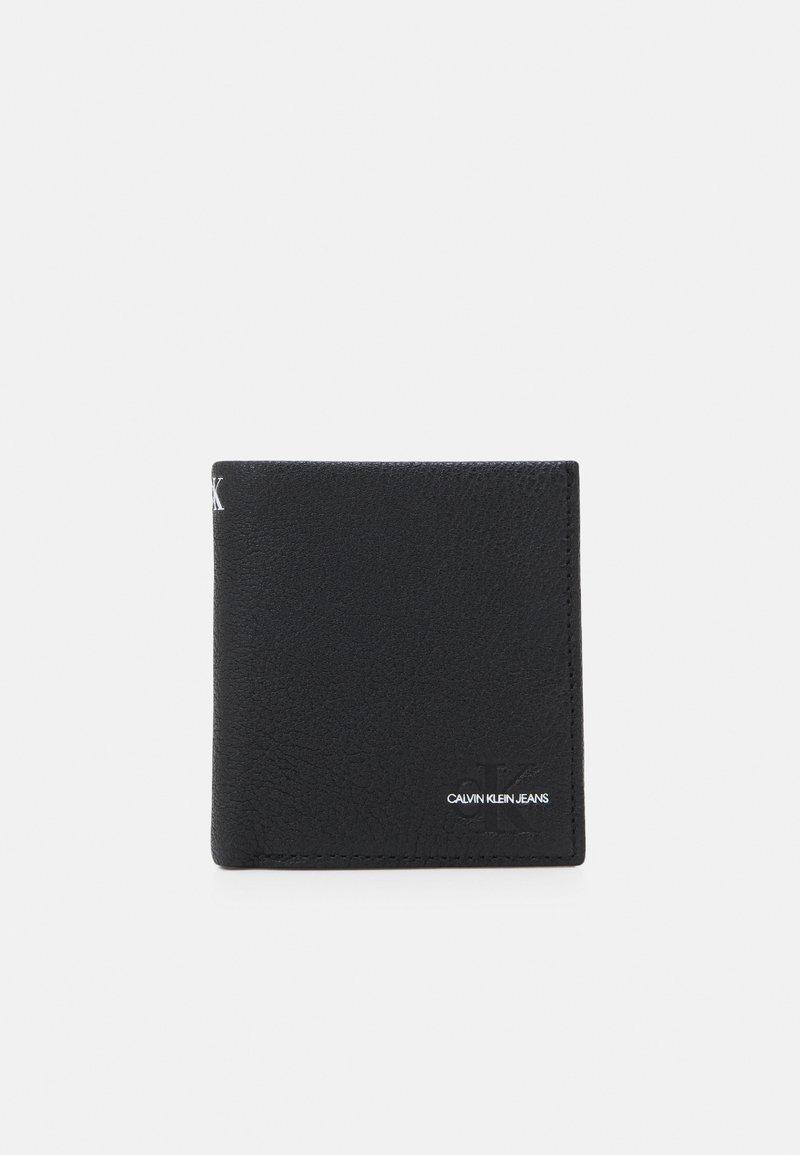 Calvin Klein Jeans - TRIFOLD COIN - Wallet - black