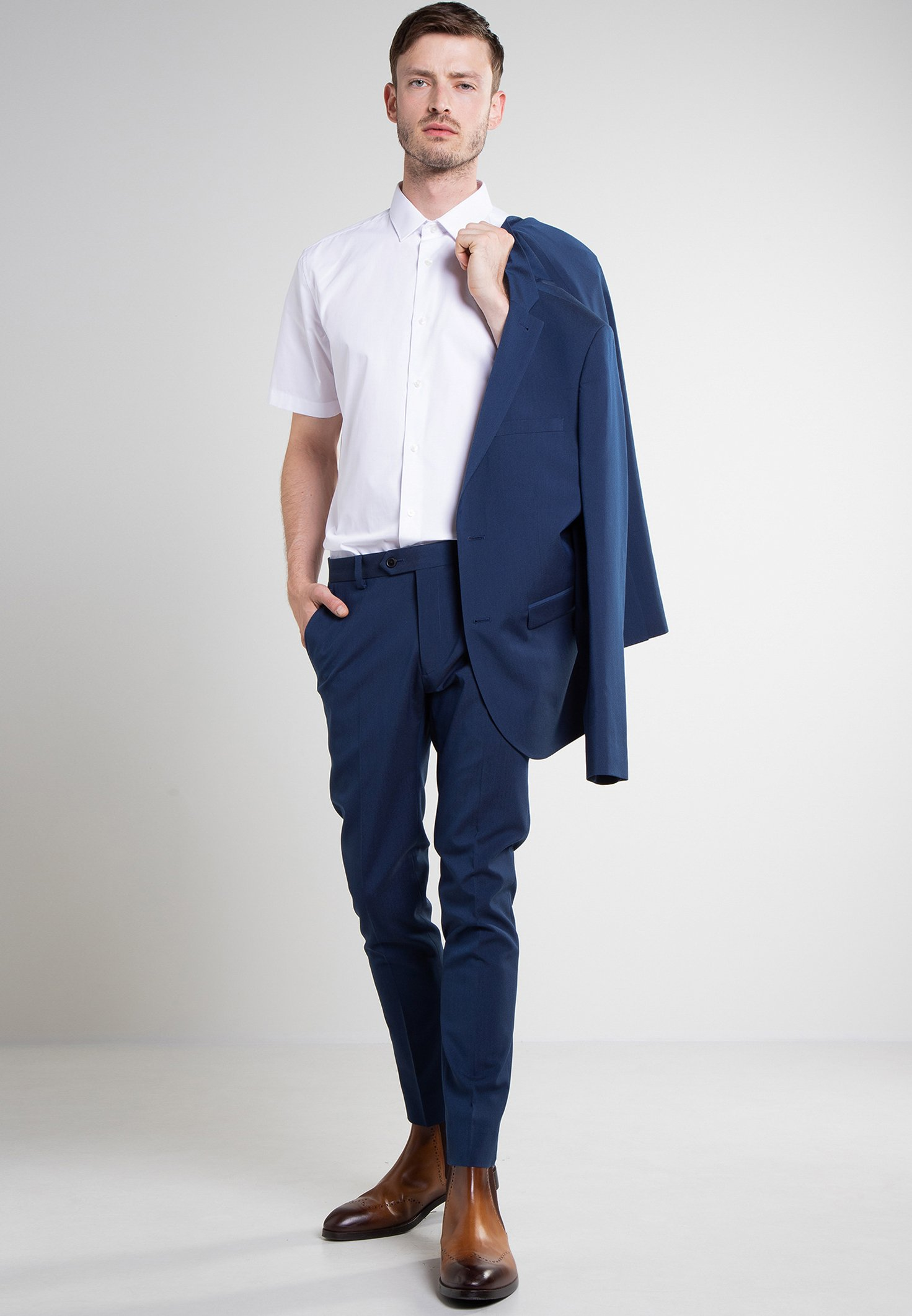 Uomo 3 PACK - Camicia